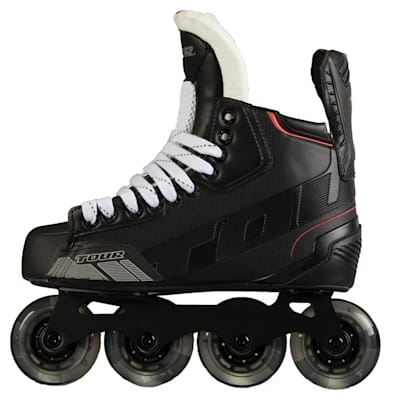 (Tour Code 7 Inline Hockey Skates - Junior)