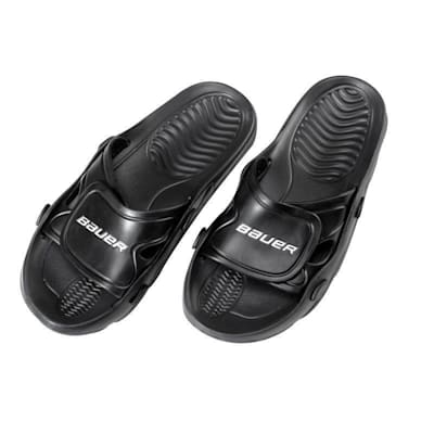 (Bauer Shower Slide Hockey Sandals - Senior)