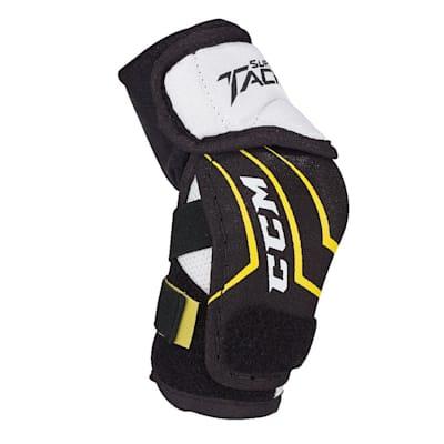 Super Tacks Elbow Pad (Yth) - Back View (CCM Super Tacks Hockey Elbow Pads - Youth)