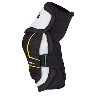 Super Tacks Elbow Pad (Yth) - Front View (CCM Super Tacks Hockey Elbow Pads - Youth)