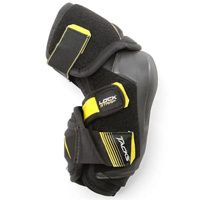 Tacks 7092 Elbow Pads (2017) - Right View (CCM Tacks 7092 Hockey Elbow Pads - Junior)