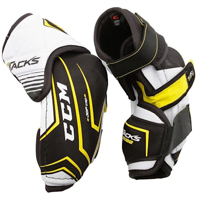 Tacks 5092 Elbow Pads (2017) - Front/Back (CCM Tacks 5092 Hockey Elbow Pads - Junior)