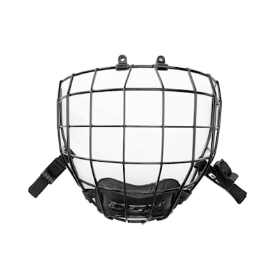 Black (CCM 680 Facemask - Senior)