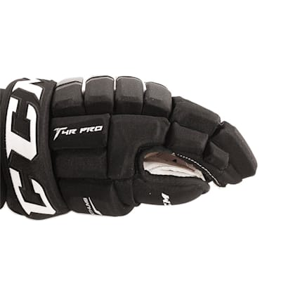 4R Pro Gloves (2017) - Side View (CCM 4R Pro Ice Hockey Gloves - Junior)