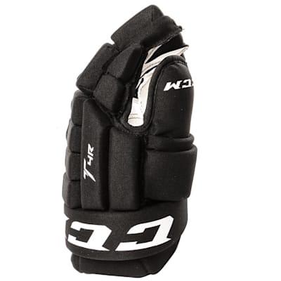 4R Hockey Gloves (2017) - Side View (CCM 4R Hockey Gloves - Senior)