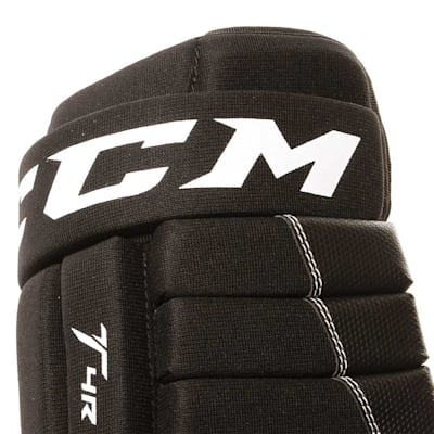 4R Hockey Gloves (2017) - Cuff View (CCM 4R Hockey Gloves - Senior)