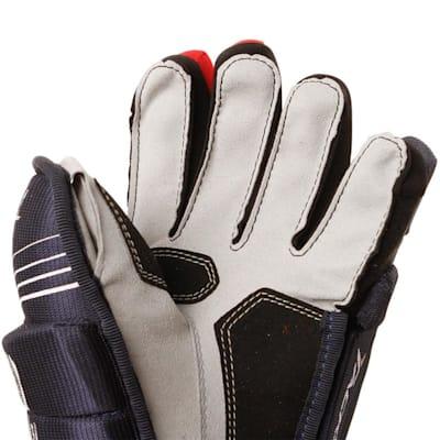 Tacks 5092 Gloves (2017) - Palm View (CCM Tacks 5092 Hockey Gloves - Senior)