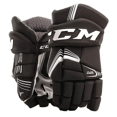 Black (CCM Tacks 5092 Hockey Gloves - Senior)