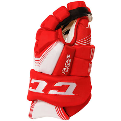 Tacks 7092 Gloves (2017) - Side View (CCM Tacks 7092 Hockey Gloves - Senior)