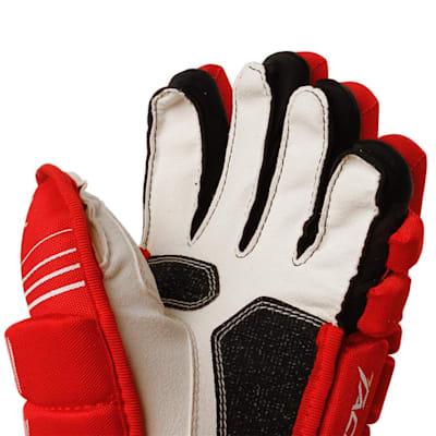 Tacks 7092 Gloves (2017) - Palm View (CCM Tacks 7092 Hockey Gloves - Senior)