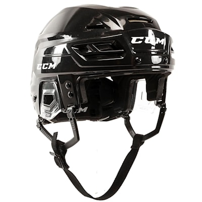 Black (CCM Tacks 310 Hockey Helmet)