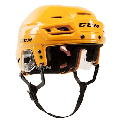 Sunflower (CCM Tacks 310 Hockey Helmet)