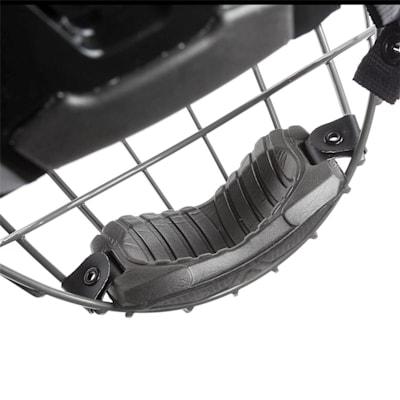 (CCM Tacks 310 Hockey Helmet Combo)