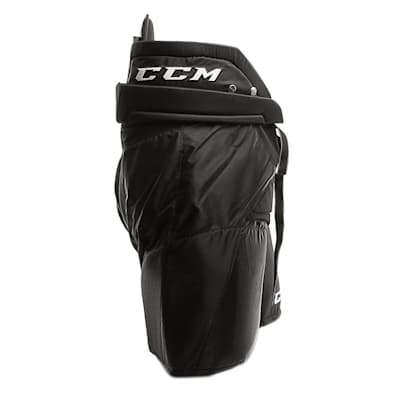 Super Tacks Player Pant (2017) - Right View (CCM Super Tacks Ice Hockey Pants - Junior)