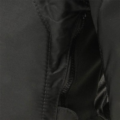 Tacks 7092 Player Pants (2017) - Zipper View (CCM Tacks 7092 Hockey Pants - Senior)