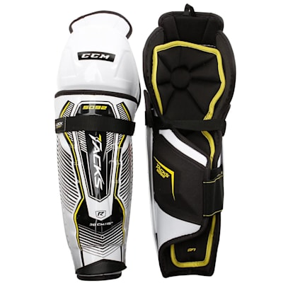 Tacks 5092 Shin Guard (2017) - Front/Back (CCM Tacks 5092 Hockey Shin Guards - Junior)