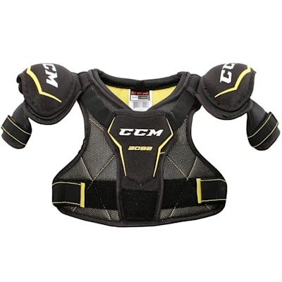 Tacks 3092 Shoulder Pads (Yth) - Front (CCM Tacks 3092 Hockey Shoulder Pads - Youth)