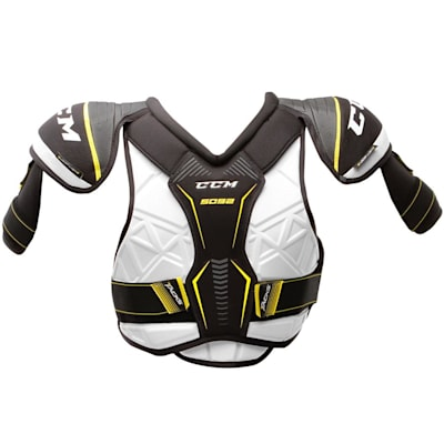 Tacks 5092 Shoulder Pad (2017) - Front View (CCM Tacks 5092 Hockey Shoulder Pads - Senior)