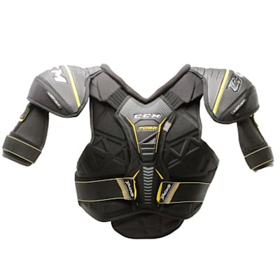 Tacks 7092 Shoulder Pad (2017) - Front (CCM Tacks 7092 Hockey Shoulder Pads - Junior)