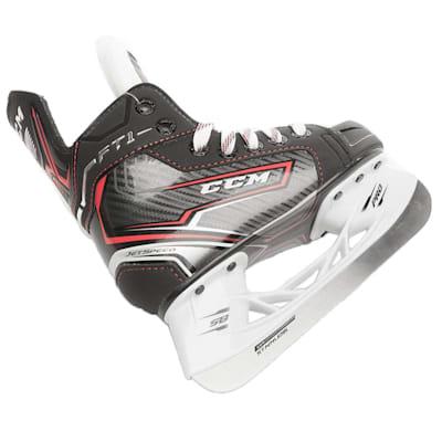Blade and Holder (CCM Jetspeed FT1 Ice Hockey Skates - Youth)