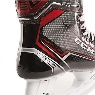 (CCM Jetspeed FT1 Ice Hockey Skates - Junior)
