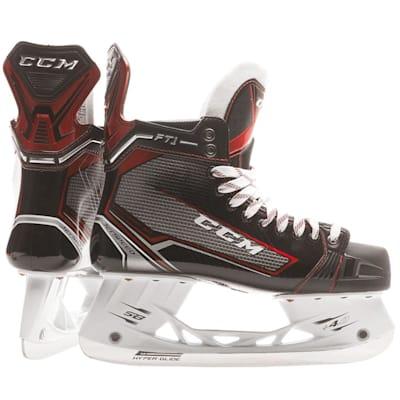 (CCM Jetspeed FT1 Ice Hockey Skates - Senior)