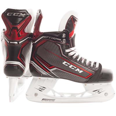 (CCM Jetspeed FT390 Ice Hockey Skates - Junior)