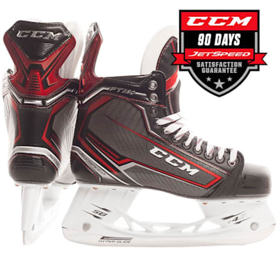 CCM Jetspeed FT390 Junior Ice Hockey Skates (CCM Jetspeed FT390 Ice Hockey Skates - Junior)