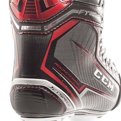 Jetspeed FT380 Ice Skate 2017 (CCM Jetspeed FT380 Ice Hockey Skates - Junior)