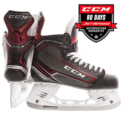 CCM Jetspeed FT380 Junior Ice Hockey Skates (CCM Jetspeed FT380 Ice Hockey Skates - Junior)