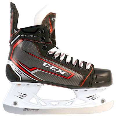 Outside (CCM Jetspeed FT370 Ice Hockey Skates - Junior)