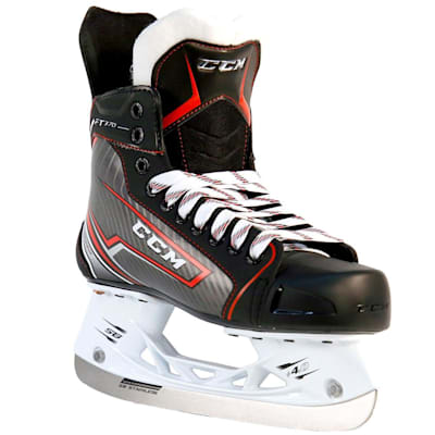 3/4 Turn (CCM Jetspeed FT370 Ice Hockey Skates - Junior)