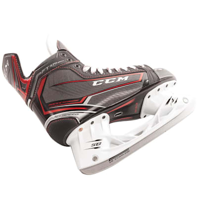 Jetspeed FT370 Ice Skate 2017 (CCM Jetspeed FT370 Ice Hockey Skates - Senior)