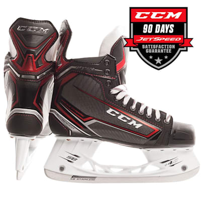 (CCM Jetspeed FT370 Ice Hockey Skates - Senior)