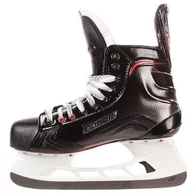 S17 Vapor X900 Ice Skate - Side View (Bauer Vapor X900 Ice Hockey Skates - 2017 - Senior)