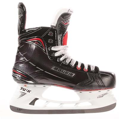 Side View (Bauer Vapor X800 Ice Hockey Skates - 2017 - Junior)