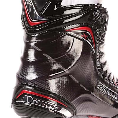 Heel Close up (Bauer Vapor X800 Ice Hockey Skates - 2017 - Junior)