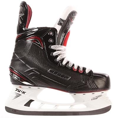 S17 Vapor X700 Ice Skate - Side View (Bauer Vapor X700 Ice Hockey Skate - 2017 - Senior)