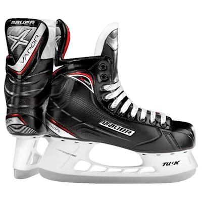 S17 Vapor X400 Ice Skate (Bauer Vapor X400 Ice Hockey Skates - 2017 - Junior)