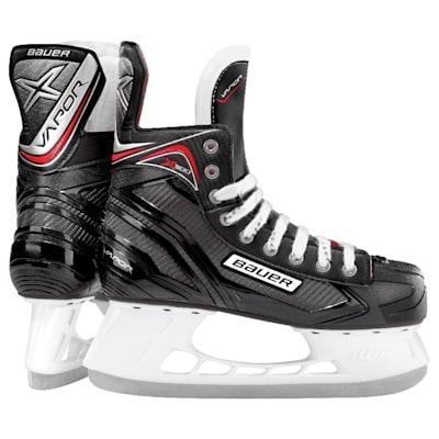 S17 Vapor X300 Ice Skate (Bauer Vapor X300 Ice Hockey Skates - 2017 - Youth)