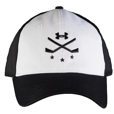 ba21500f73ce1f Under Armour Twill Hockey Hat - Adult | Pure Hockey Equipment