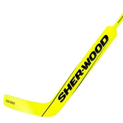 GS350 SE Goalie Stick (Sher-Wood GS350 SE Foam Core Goalie Stick - Senior)