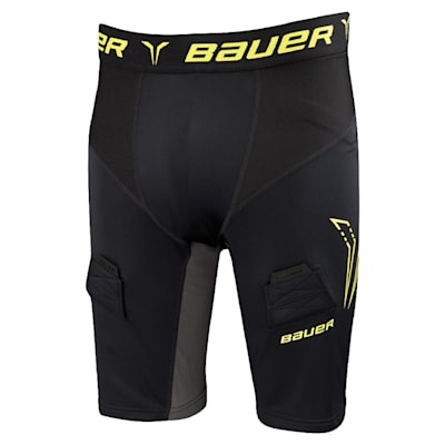 Premium Comp Jock Short (Bauer Premium Compression Hockey Jock Shorts - 2017 - Mens)