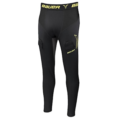 Premium Comp Jock Pant (Bauer Premium Compression Hockey Jock Pants - 2017 - Mens)