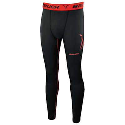 Core Compression BL Pant (Bauer Core Compression Base Layer Hockey Pants - 2017 - Adult)