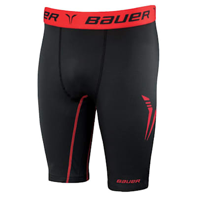 Core Compression BL Short (Bauer Core Compression Base Layer Hockey Shorts - 2017 - Adult)