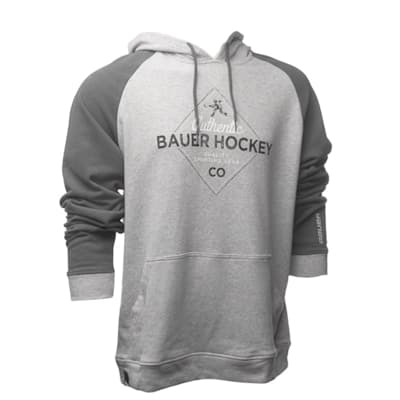 (Bauer Vintage Authentic Pullover Hockey Hoodie - 2017 - Mens)