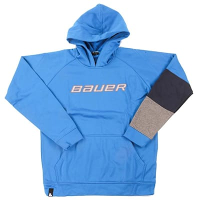 Royal (Bauer Hockey Pullover Hoodie - Youth)
