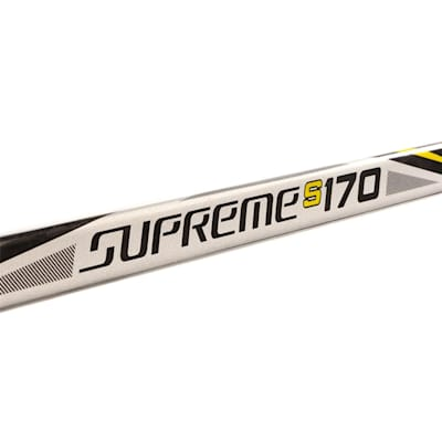 Supreme S170 Grip Stick 2017 (Bauer Supreme S170 Grip Hockey Stick 2017 - Junior)