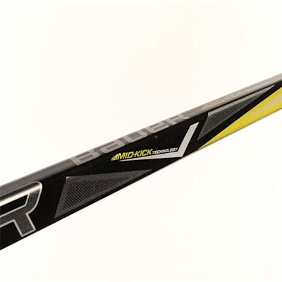 Supreme S160 Grip Stick 2017 (Bauer Supreme S160 Grip Composite Hockey Stick 2017 - Intermediate)